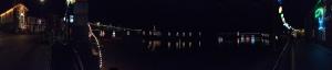 Mousehole Harbour Lights - 2014