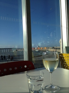 Cheers!, Turner Contemporary, 2nd January, 2014