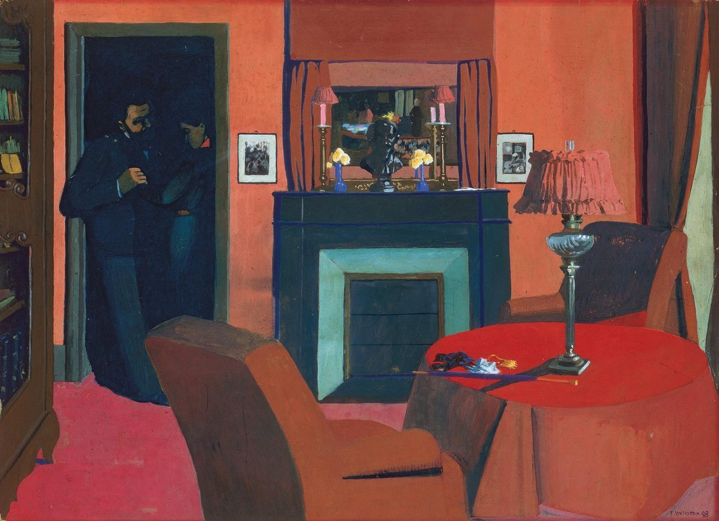 Félix_Vallotton,_1898_-_La_chambre_rouge