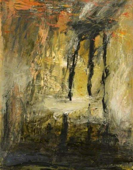 Shave, Terry, b.1952; Inferno Storms
