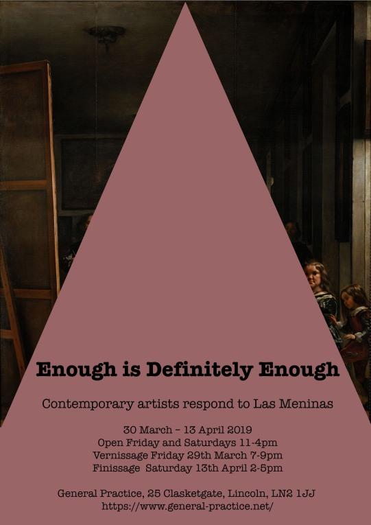 Enough is Definitely Enough poster
